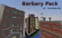 Barbary pack Minecraft Texture Pack