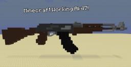 Minecraft AK-47 [Working!]