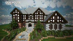 Tudor Mansion | Cubed Minecraft Map & Project