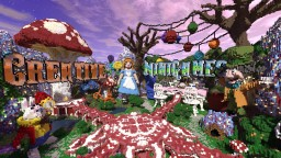 Poptarts Alice In Wonderland Hub Minecraft Project