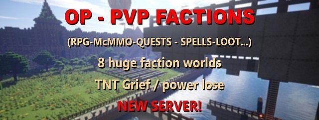 - KITPVP - OP PVP FACTIONS  - GUNS -  Portroyal8159528