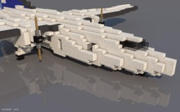 Air New Zealand [Bombardier Q300] Minecraft Map & Project