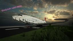 SasAir 420-300 Minecraft