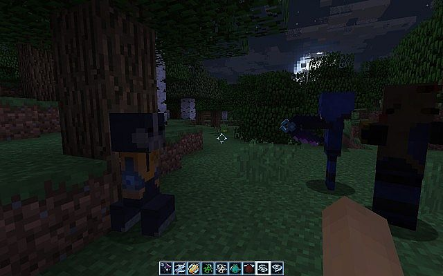 screenshot2014 09 24at25333pm8166289 [1.9.4/1.8.9] [16x] Halo: Crafting Evolved Anniversary Texture Pack Download