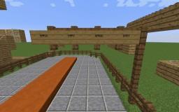 Mario Kart in Mineraft: GCN Baby Park Minecraft Map & Project