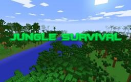Jungle Survival (Custom Map) Minecraft Map & Project