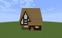 Tudor Cape Cod House Minecraft Map & Project