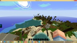 My first and sucky world Minecraft Map & Project