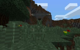 Mountain Home Minecraft Map & Project