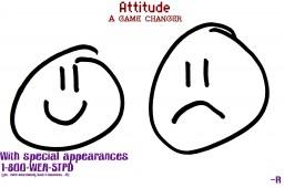 Attitudes. The game changer Minecraft Blog