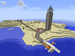 Helicopter WARFARE Minecraft Map & Project