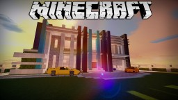 Minecraft Modern House + DOWNLOAD Minecraft Map & Project