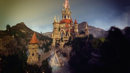 Wizard's Temple | Download + Cinematic Minecraft Project