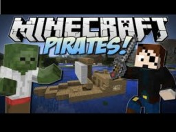 Joe the Zombie Pirate Minecraft Blog Post