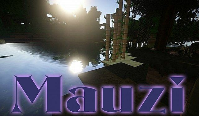 Popular Texture Pack : MauZi Realistic