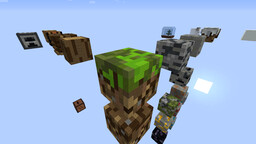 Mob Head Survival 1.0 Minecraft Map & Project