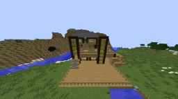 Awsome survival house Minecraft Map & Project