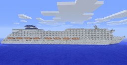 really old cruise ship Minecraft