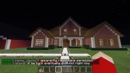 Modern Brick Home Minecraft Map & Project