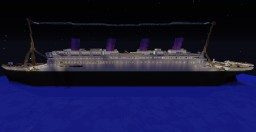 The Ender - The titanic replica Minecraft Map & Project