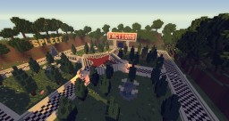 Pre-Built Hub! DOWNLOAD Minecraft