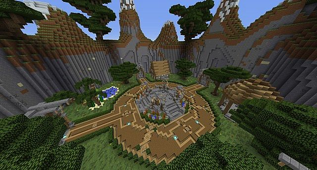 Lobby/HUB Spawn Download Maps Mapping and Modding: Java