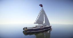 Sailboat Minecraft Project