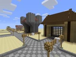 Gates version 1.5 Minecraft Map & Project