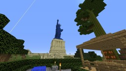 Home Sweet Home   TheEligibleCreeper's World Update #1 + Statue of Liberty Minecraft Map & Project