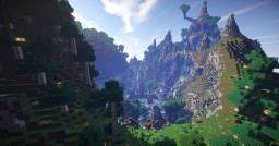 The Hidden Masterful Tree Minecraft Project