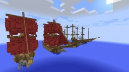 The Wilson's descent: Construction Minecraft Map & Project