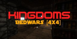 KINGDOMS [4x4] BedWars - Map [DOWNLOAD] Minecraft Map & Project