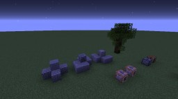 Resource / craft / zombie randomize systems