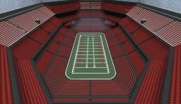 Massive Stadium Minecraft