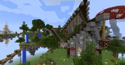 Some Builds (NoTP) Minecraft Map & Project