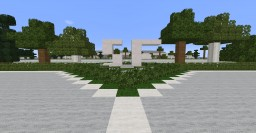 Spring Falls International Airport Minecraft Map & Project