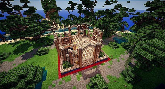 KitPvp Map Download Minecraft