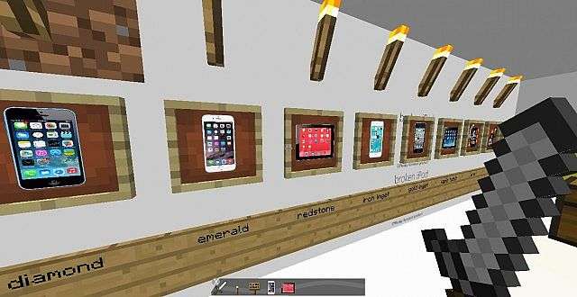 Icraft The Apple Texture Pack By Nipuma4 Minecraft