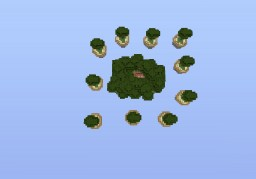 Skywars - Savana Minecraft Project