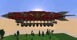 Transport Class Airship Minecraft Map & Project