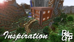 Toadie's Inspiration - 1.8 Starter House Minecraft Project