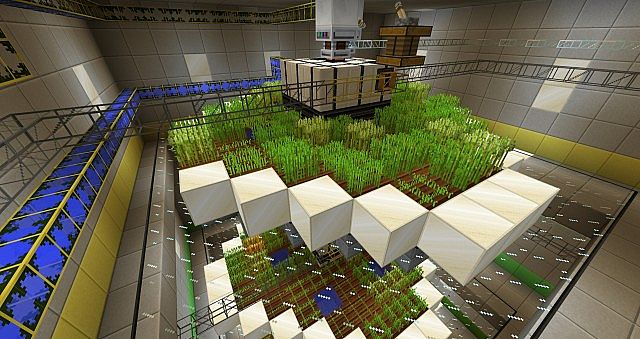 Minecraft Industrial Craft  Nuclear Control