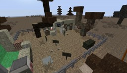 Fallout adventure map full version NOT FINISHED (GONE) Minecraft Project