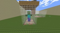 Giant in a jar Minecraft Map & Project