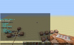 Colored Text Minecraft Map & Project