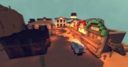 """Alamosa Ridge"" wild west town Minecraft Project"
