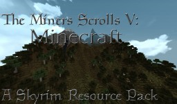 Skyrim Resource Pack [Discontinued] Minecraft Texture Pack