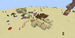 unnamed desert ctf Minecraft Map & Project