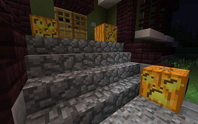 Pumpkin Carvier Mod