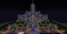 Lionsgate Trainstation Minecraft Map & Project